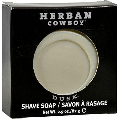 Herban Cowboy Dusk Shave Soap 2.9 oz (Soap Herban Shave)