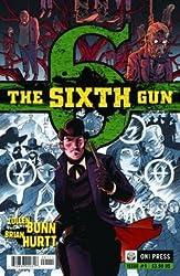Sixth Gun #1