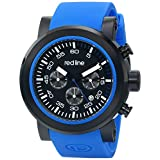 red line Men's RL-50050-BB-01-BLAS Torque Sport Analog Display Japanese Quartz Blue Watch