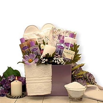 Mothers Day Gift Spa Awakenings Bath Body Box Mothers Day Spa Gift Basket