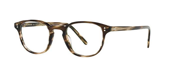 ca451043ec Image Unavailable. Image not available for. Color  Oliver Peoples - Fairmont  - 5219 47 1612 - Eyeglasses ...