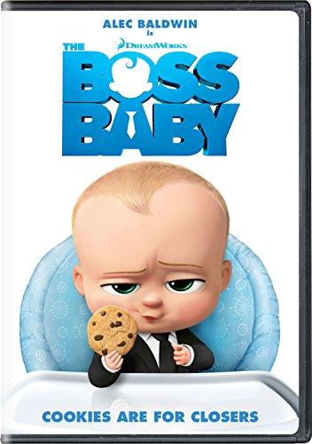 Dvd Baby - The Boss Baby