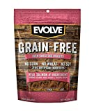 Evolve Oven Baked Grain Free Deboned Salmon Biscuits, 12oz