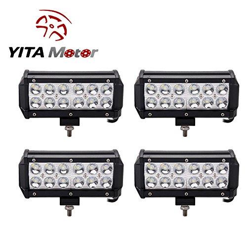 YITAMOTOR Driving Lights Mounting Bracket