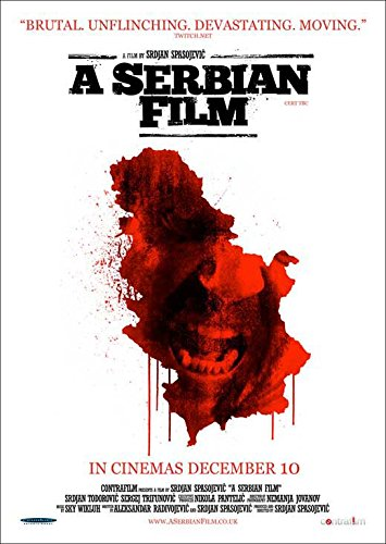 A Serbian Film (UK ) POSTER (11