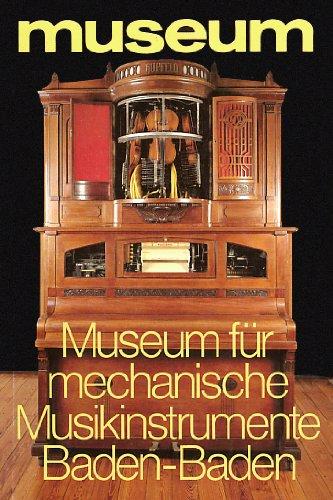 Museum Für Mechanische Musikinstrumente Baden Baden