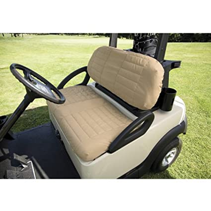 Club Car 3 Pc Staple On Replacement Seat Skins Covers