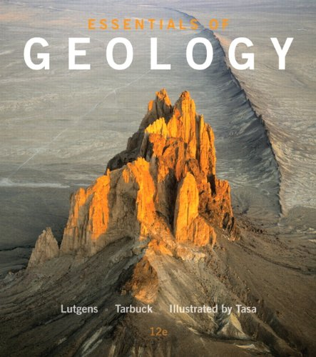 Essentials of Geology (12th Edition)