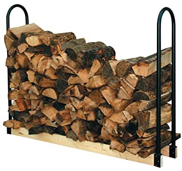 Adjustable Length Log Rack