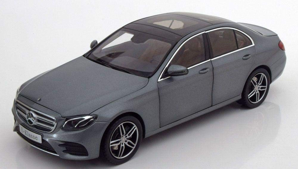 Matte Grey Car >> 1 18 Mercedes Benz E Class Amg Matte Grey Diecast Model Car