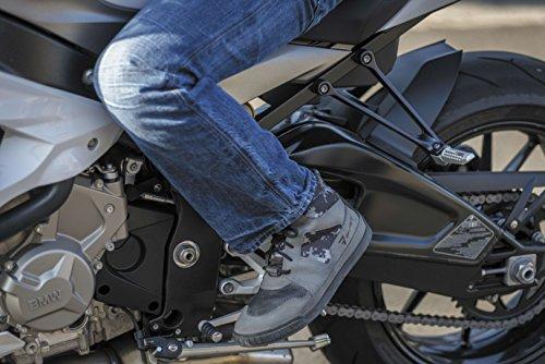 Bates Marauder Performance Mens Stivali Da Moto (nero, Taglia 12) Grigio Camo Digitale