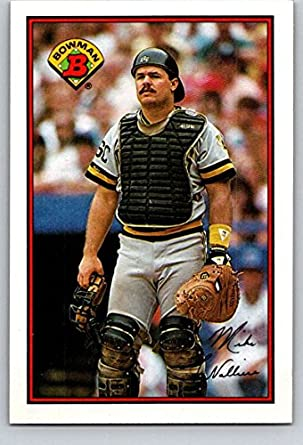 1994 Topps Gold Baseball Card #147 Mike LaValliere Near Mint//Mint