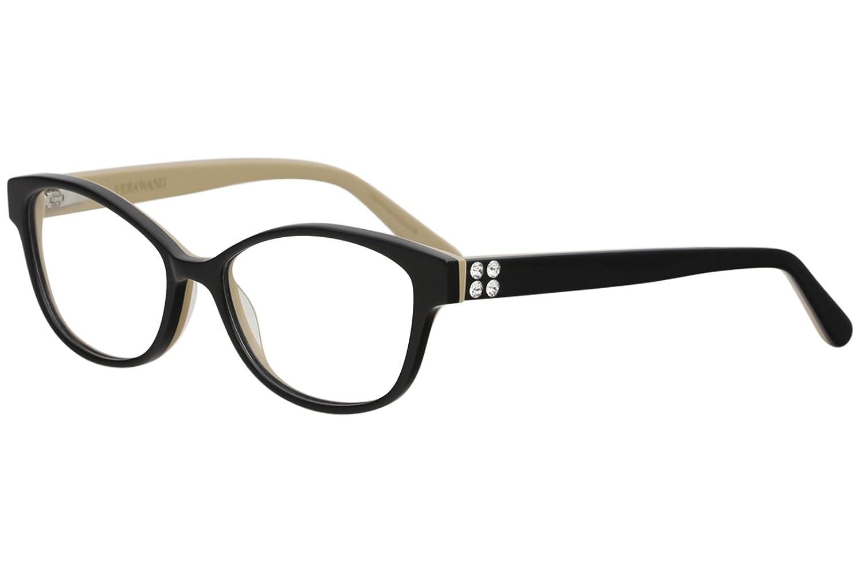 fa213020d3 VERA WANG Eyeglasses MAZZOLI Black 51MM at Amazon Men s Clothing store
