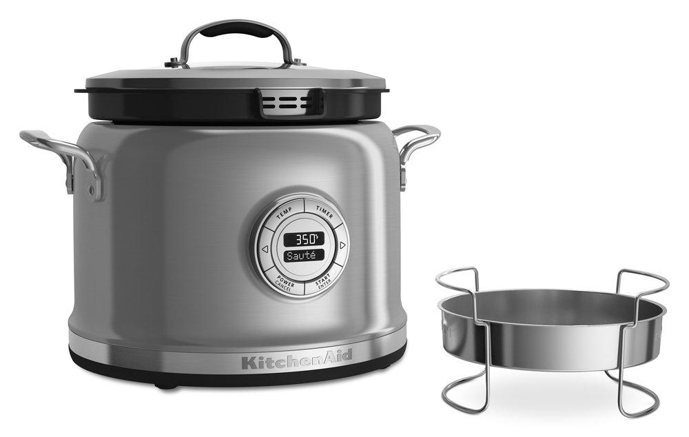 Perfect Amazon.com: KitchenAid KMC4241SS Multi Cooker   Stainless Steel: Kitchen U0026  Dining