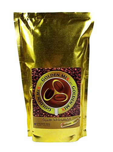 Richness Ground Turkish Coffee 100% Arabica w/ Cardamom (Greek Coffee) - Roasted in Wood Fire- Freshly Imported from Istanbul - Blest Coffee (Classic Roast Ground, Doypack 18 Oz)