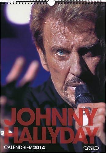 Livres gratuits Calendrier Johnny Hallyday 2014 epub, pdf