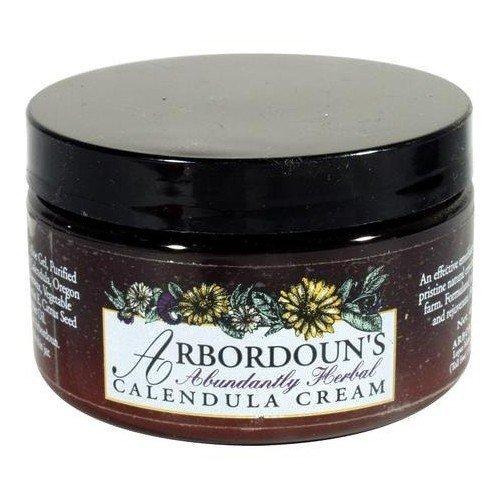 Abundantly Herbal Calendula Cream - 7 oz by ARBORDOUN BEAUTY