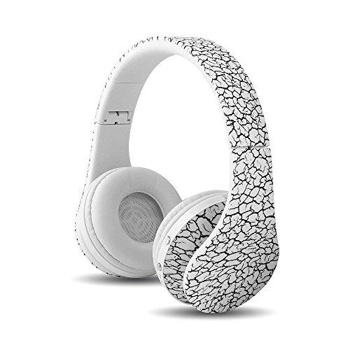 FX-Victoria Dual Mode Wireless Over-Ear Headphone On Ear Headphone Stereo Headset Lightweight...