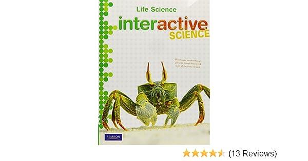 Amazon com: Life Science:Interactive Science (9780133209228