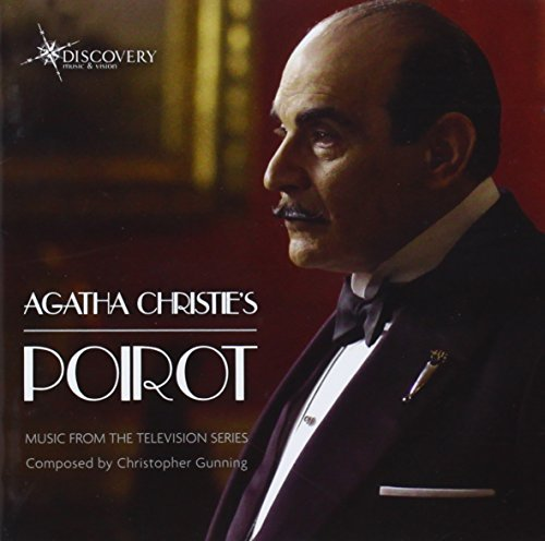 Price comparison product image Agatha Christie's Poirot - Music from the TV Series by Christopher Gunning