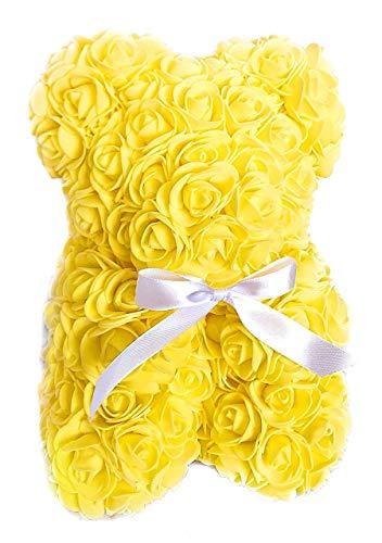 Yellow Rose Bear ()