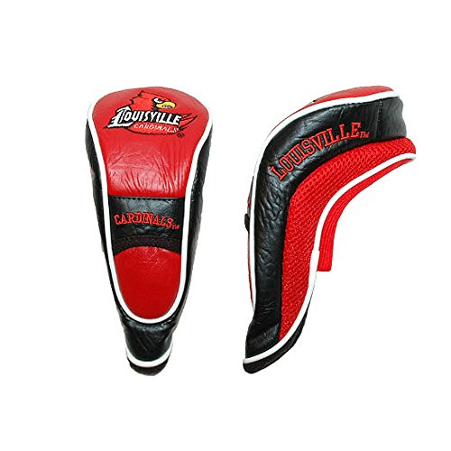 - Team Golf NCAA Louisville Cardinals Hybrid Headcover