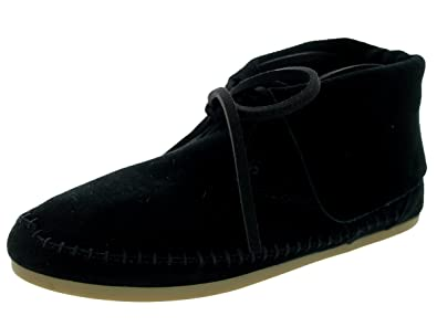 Toms Zahara Booties Black Suede 10006202 Womens 5
