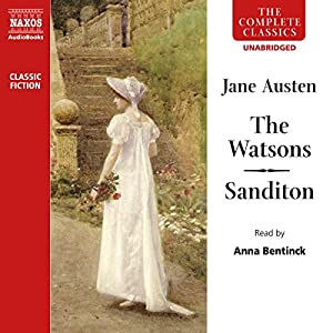 The Watsons, Sanditon Audiobook