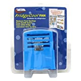 RV Fridge Fan Refrigerator Air Fan Mini Fridge Circulation...