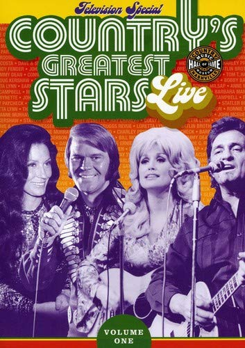 Country's Greatest Stars Live: Vol. -