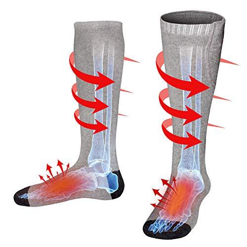 Electric Battery Heated Socks
