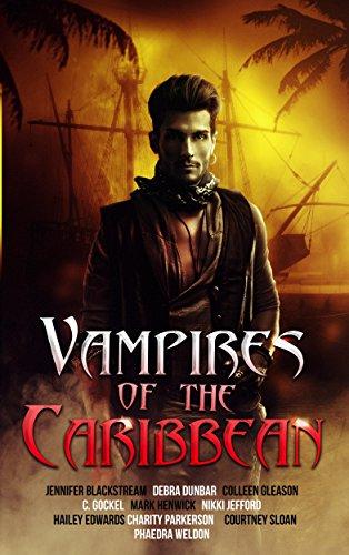 Vampires Caribbean Debra Dunbar ebook product image