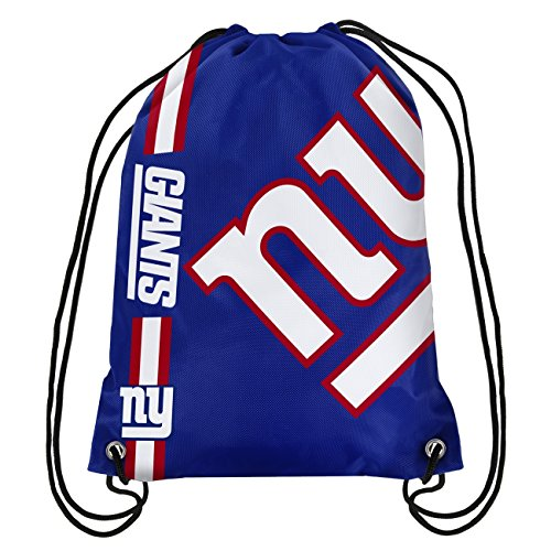 NEW YORK GIANTS - FOREVER COLLECTIBLES - GYM BAG - C.CROPPED - NFL - ROYAL