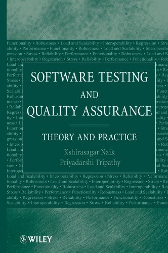 Download Software Testing and Quality Assurance: Theory and Practice Pdf