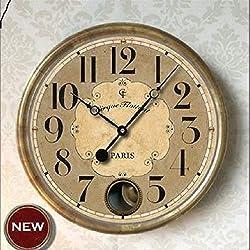 Trademark Time Cirque Flottant 14 Wall Clock