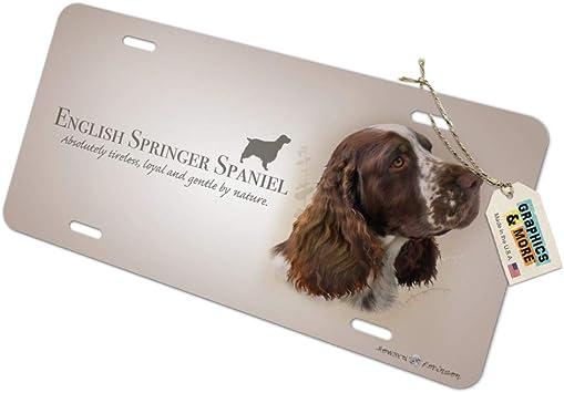 Boxer Dog Breed Novelty Metal Vanity Tag License Plate