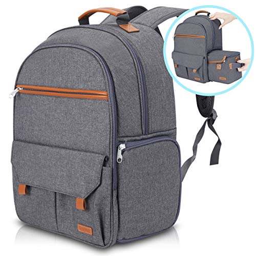 Endurax Waterproof Camera Backpack for Women and Men Fits 15.6' Laptop with Build-in DSLR Shoulder...