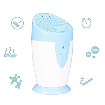LianLe Portable Ionisierer Luftreiniger Ozon Deodorator entfernen ...