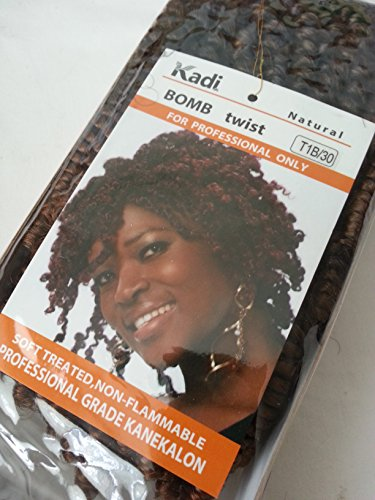 Kadi Natural Braiding Style Hair Extension Professional