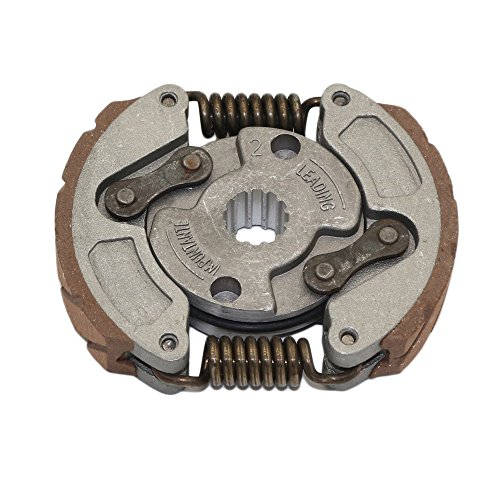 (JINGKE Complete Clutch for 1994-2001 KTM50 KTM 50 Junior Senior SX Pro JR SR LC Morini Franco S6 Indian MM5A MM5B Italjet M5A M5B LEM Husky Boy)