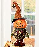 Primitive Fall Halloween Thanksgiving Autumn Decoration Country Home Figurine Kids (pupmkin)