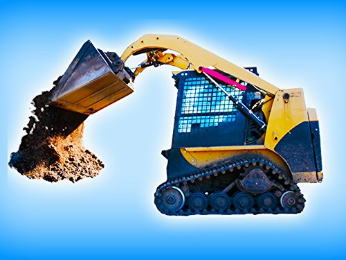 Skid Steer Construction Equipment for Kids