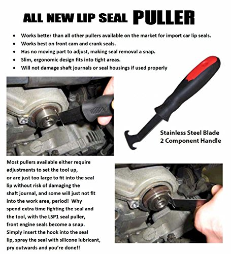 All New Lip Seal Puller tool Toyota Camry etc