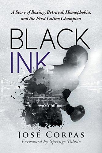 Black Ink by Jose Corpas (2016-08-01) ()