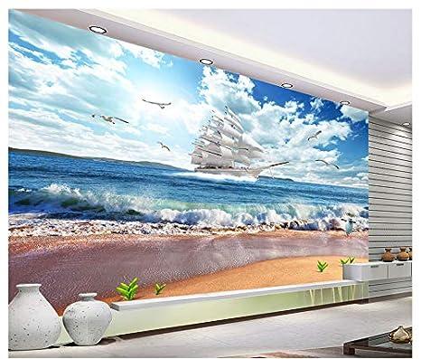 3d Murales Sfondo Parete Adesivi Decorazioni Fondo Liscio Dello