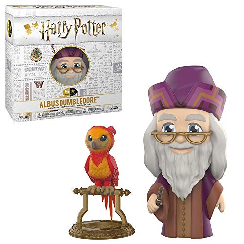 (Funko 5 Star: Harry Potter - Albus Dumbledore, Multicolor)