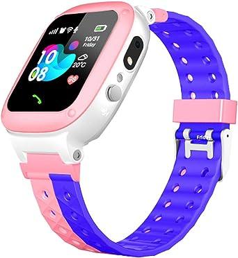 BOBOLover Niños Smart Watch Phone, La Musica Smartwatch para niños ...