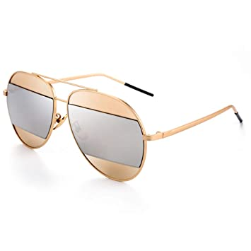 Gafas de sol Aviador Vogue UV Running- Nuevas Reflectantes ...