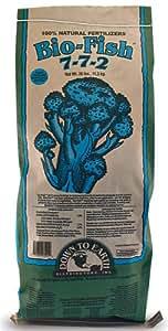 Down To Earth 100% Natural Bio-Fish 7-7-2 Fertilizer - 25 lb 03501 25
