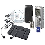 Olympus DS-2500DT Complete Digital Dictation and Transcription Starter Kit